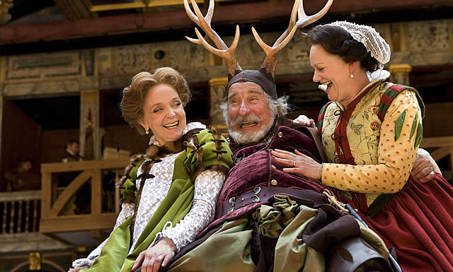 SHAKESPEARE'S GLOBE'S THE MERRY WIVES OF WINDSOR